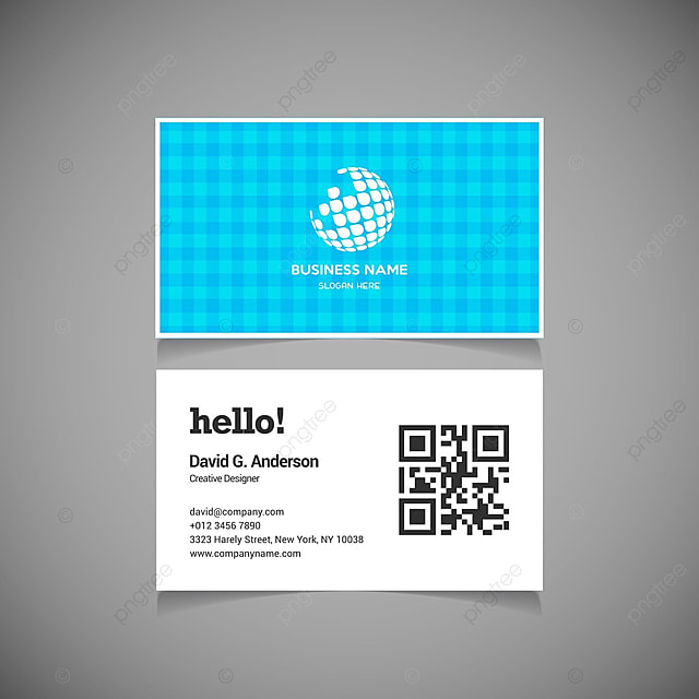 check design template