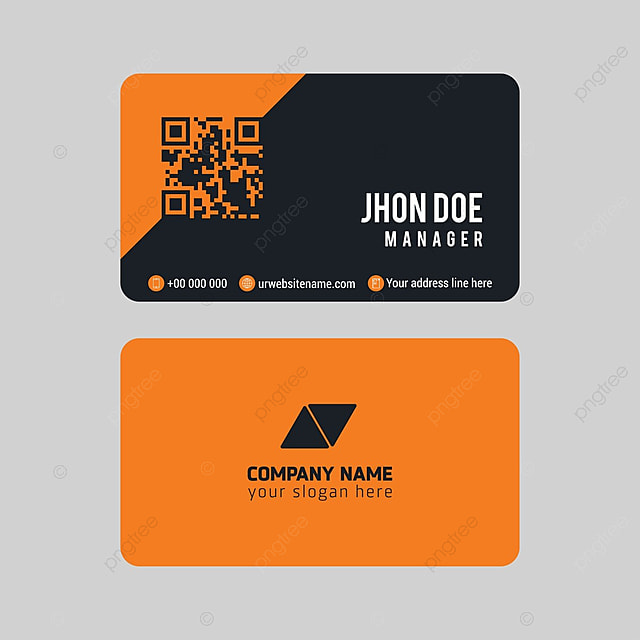 Light orange business cards template for free download on pngtree light orange business cards template wajeb Image collections