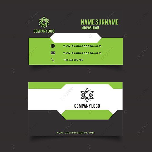 Light green abstract business cards template for free download on light green abstract business cards template wajeb Image collections