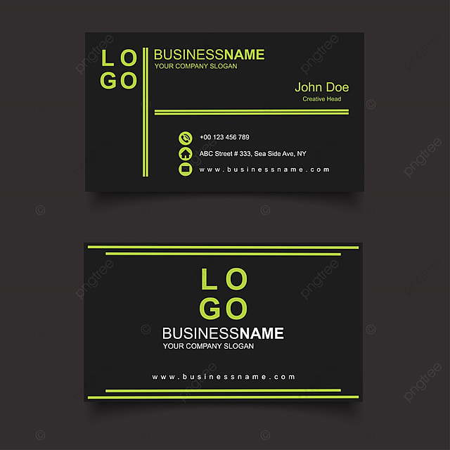 Dark green abstract business cards template for free download on pngtree dark green abstract business cards template reheart Gallery