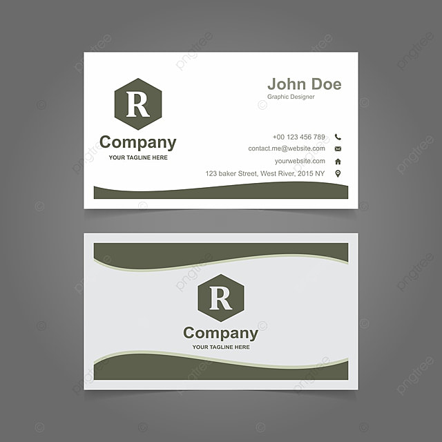 Off white stylish business card template for free download on pngtree off white stylish business card template colourmoves