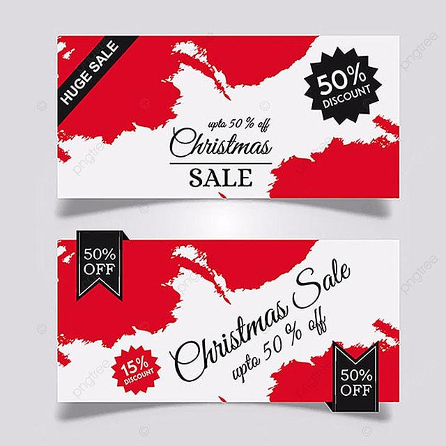 Acuarela Navidad banner Descarga gratuita de plantilla en Pngtree