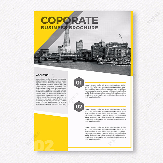 Yellow Creative Flyer Template Template For Free Download On Pngtree