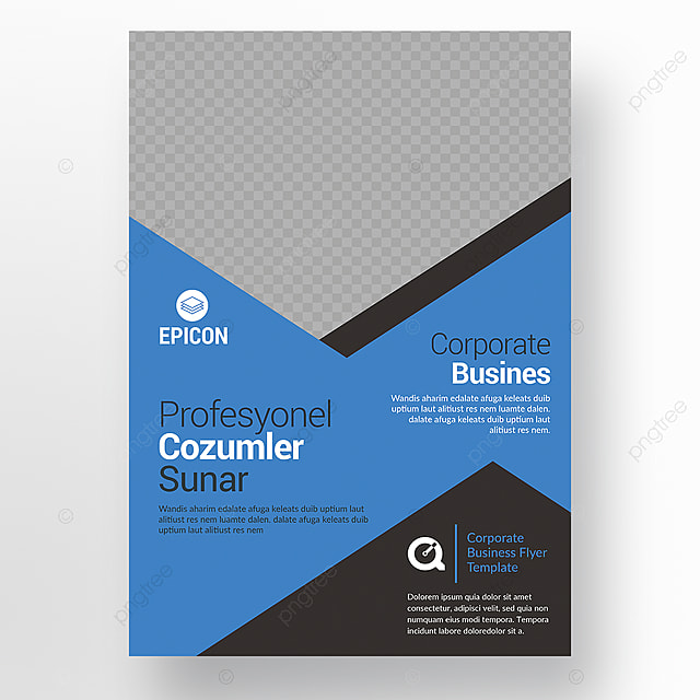 Flyer Template Template For Free Download On Pngtree