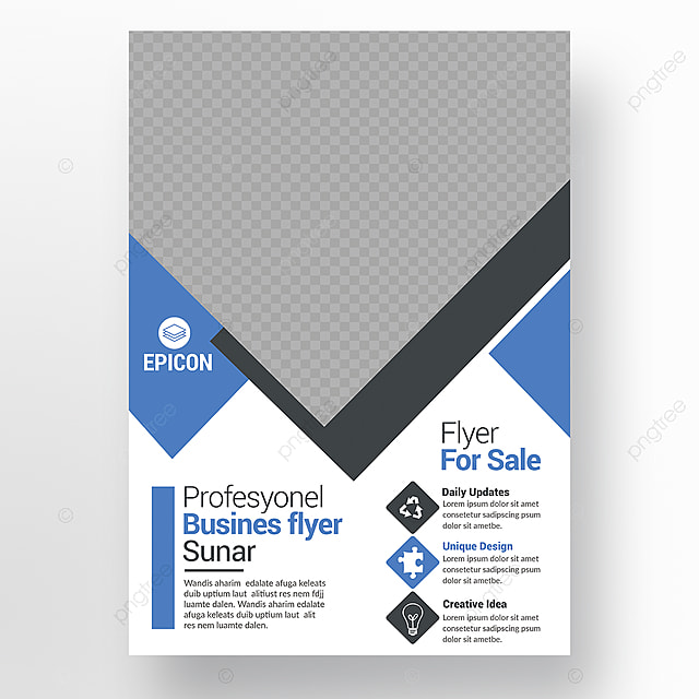 Creative Flyer Template For Free Download On Pngtree