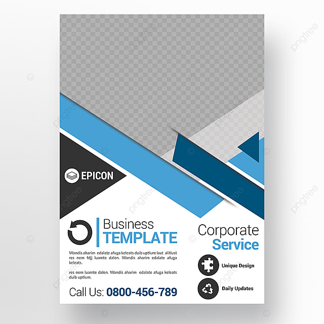 Business Flyer Template Free Images Template Design Ideas