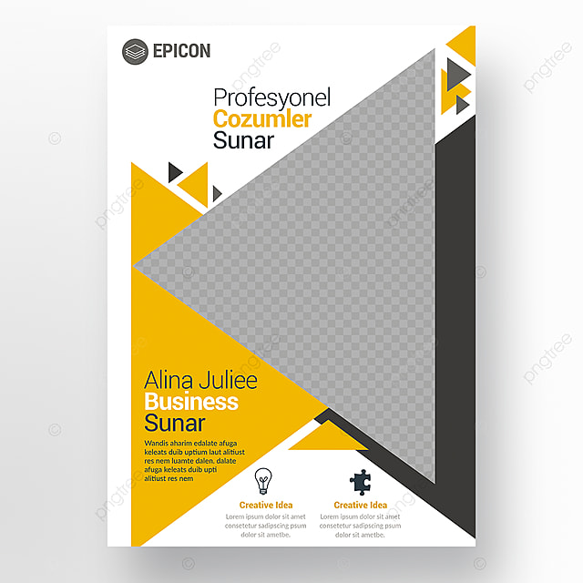 business flyer template for free download on pngtree