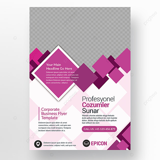 Business flyer template for free download on pngtree business flyer template flashek Images