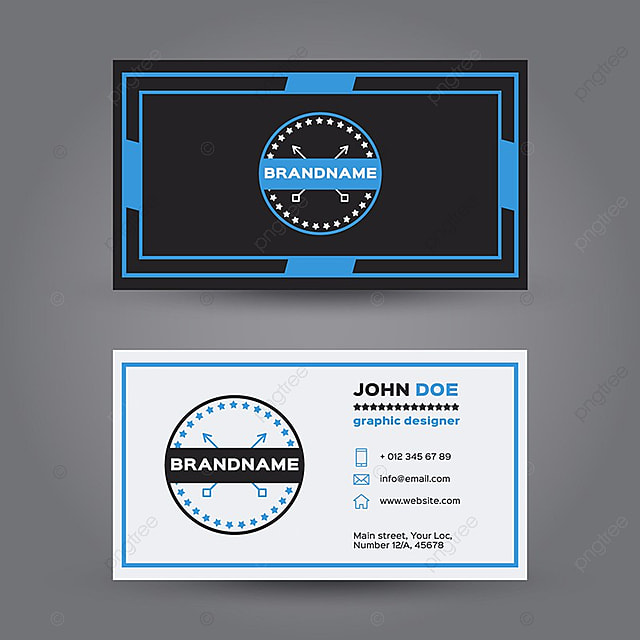 Vintage Business Card Template Template For Free Download On Pngtree - Vintage business card template