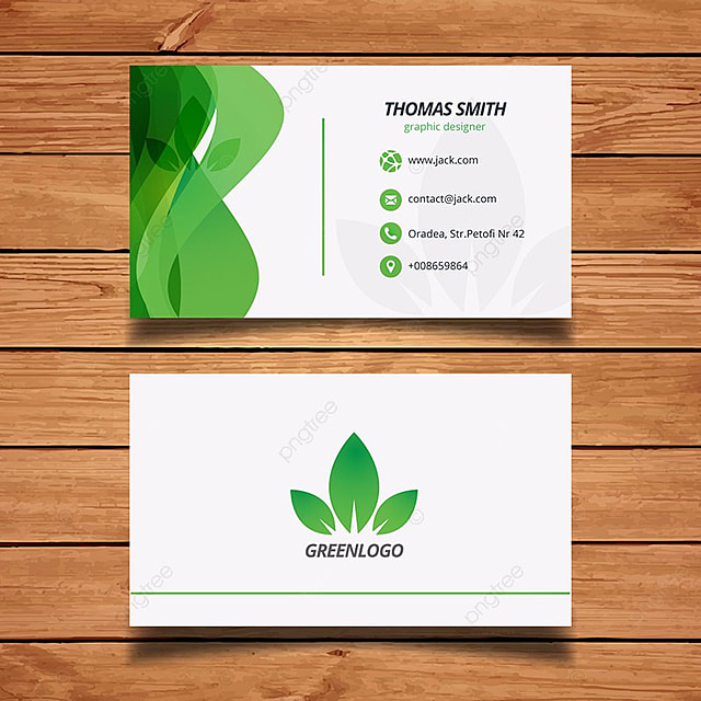 Nature based green business card template for free download on pngtree nature based green business card template cheaphphosting Image collections