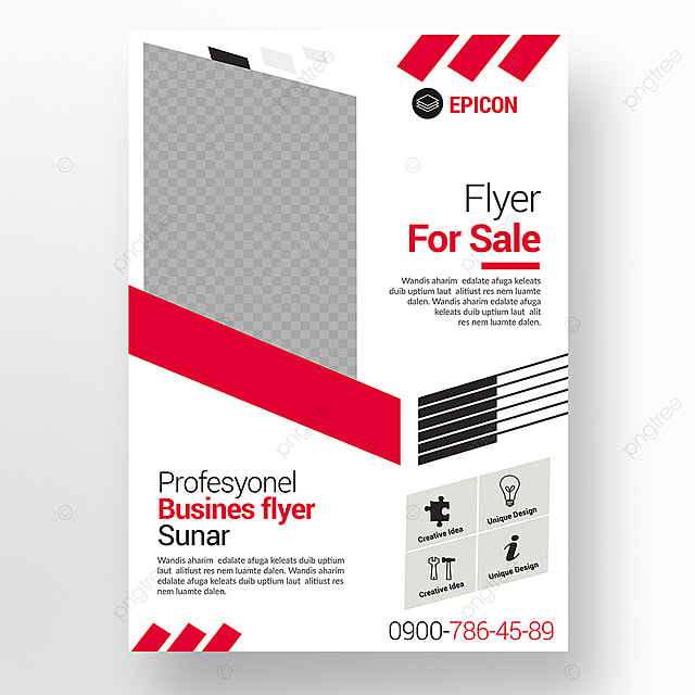 Business flyer template for free download on pngtree business flyer template cheaphphosting Images