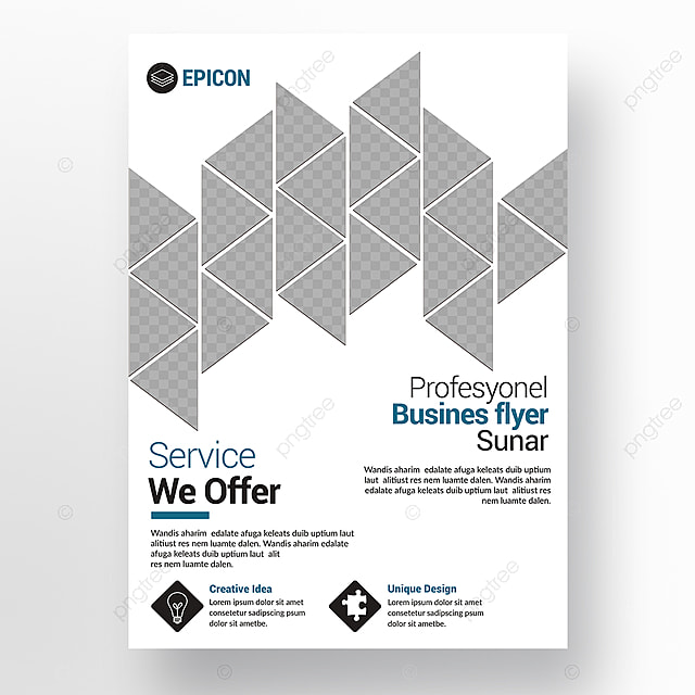 Corporate Flyer Template For Free Download On Pngtree