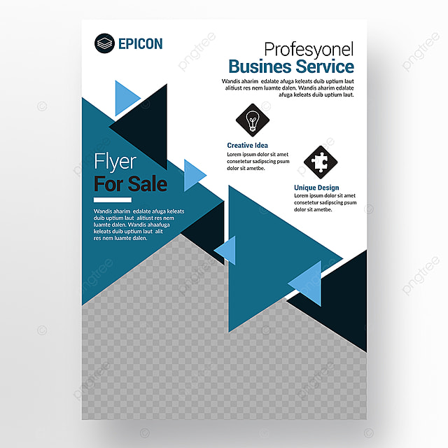 Corporate Business Flyer Template For Free Download On Pngtree