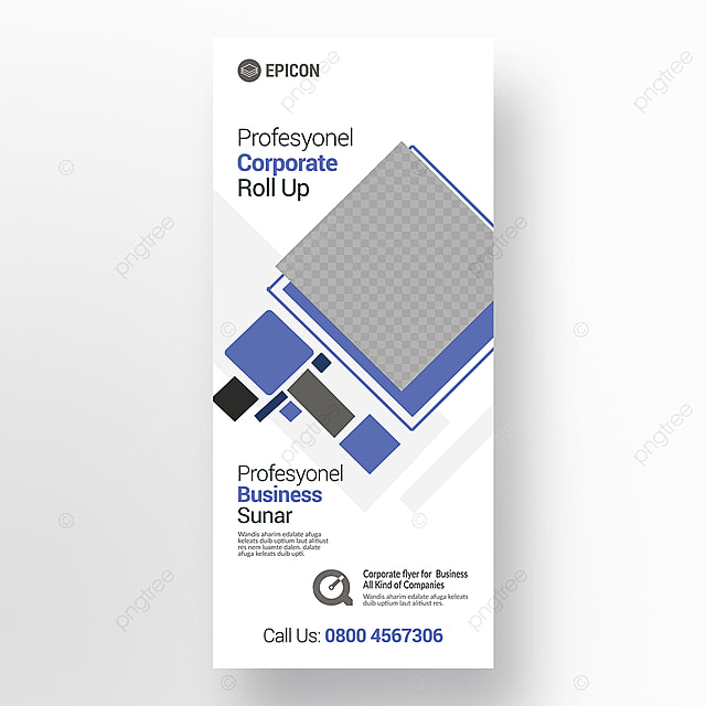 Business Stand Banner Template For Free Download On Pngtree