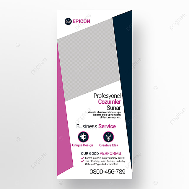 Corporate roll up banner template for free download on pngtree corporate roll up banner template flashek Images