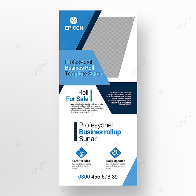 business roll up banner Template for Free Download on Pngtree