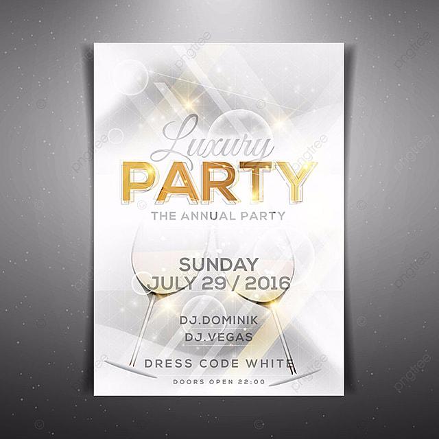 party flyer vorlage Vorlage zum kostenlosen Download auf Pngtree
