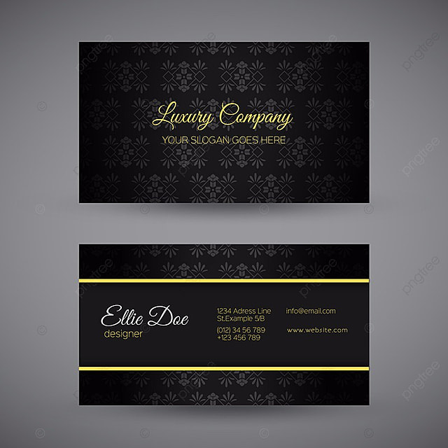 Luxury business card template template for free download on pngtree luxury business card template template cheaphphosting Choice Image