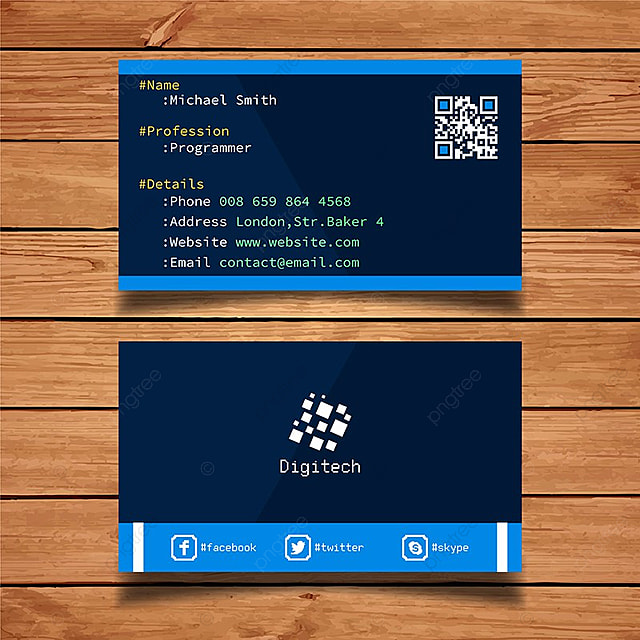 Coding business card template template for free download on pngtree coding business card template template flashek
