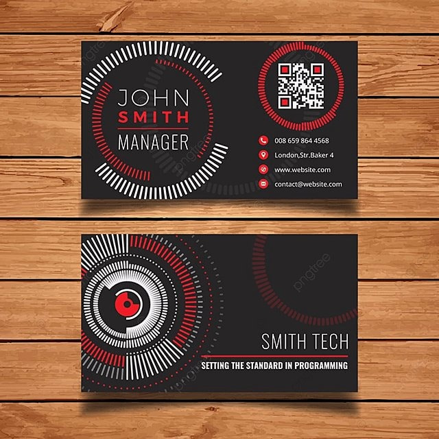 Company business card template template for free download on pngtree company business card template template cheaphphosting Images