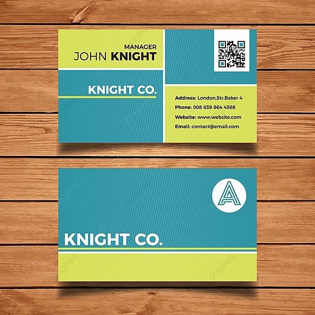 Green business card template template for free download on pngtree green business card template template reheart Images