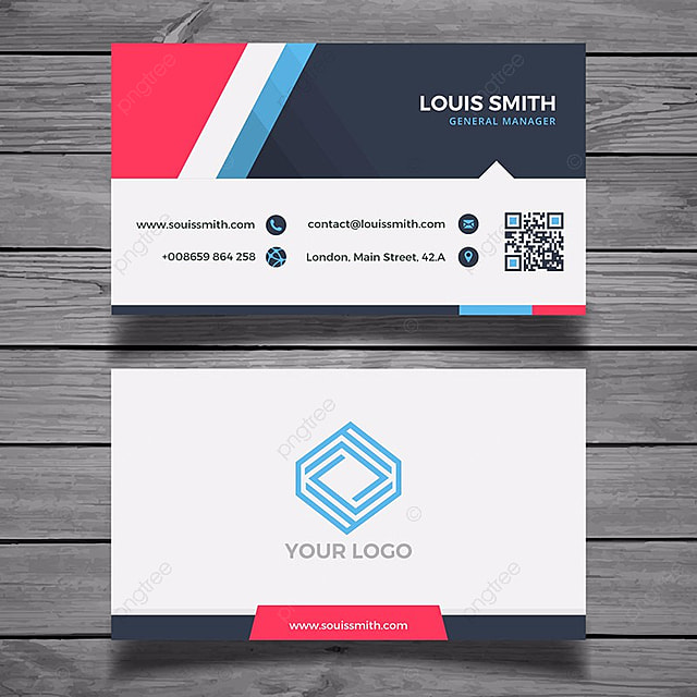 Modern business card template template for free download on pngtree modern business card template template accmission Image collections