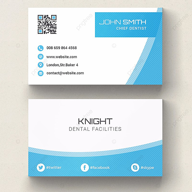 Dental business card template template for free download on pngtree dental business card template template flashek