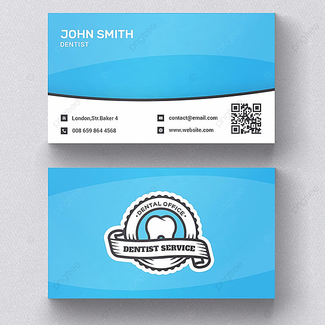 Dental business card template template for free download on pngtree dental business card template template accmission Images