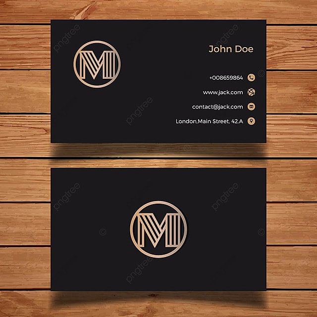 Luxury business card template template for free download on pngtree luxury business card template template flashek