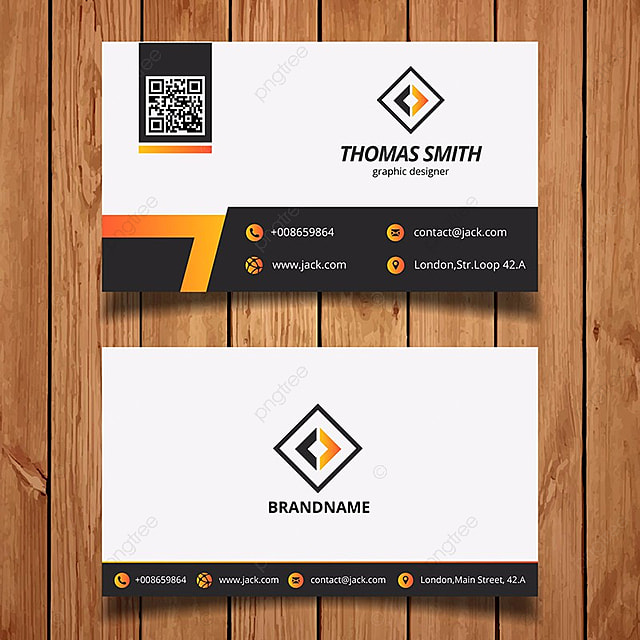 Minimal business card template template for free download on pngtree minimal business card template template reheart Choice Image