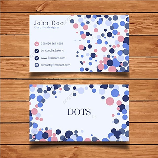 Dotted business card template template for free download on pngtree dotted business card template template fbccfo Gallery