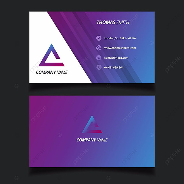 Purple business card template template for free download on pngtree purple business card template template colourmoves Image collections
