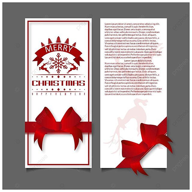 Tarjeta De Invitacion De Navidad Descarga Gratuita De