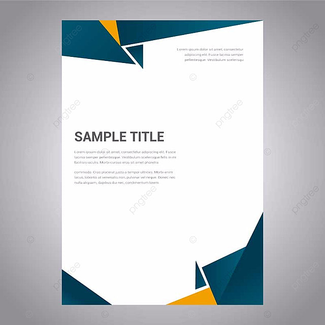 modern business flyer template for free download on pngtree