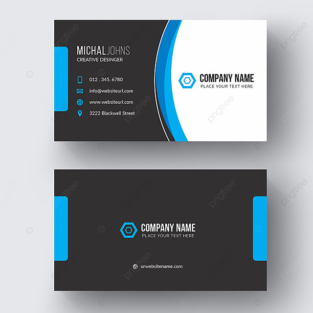 Creative business card design template for free download on pngtree creative business card design template cheaphphosting Image collections