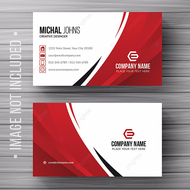 White business card with red details template for free download on if you are subscribed premium plan then you can unlimited downloads all templates click here white business card fbccfo Choice Image