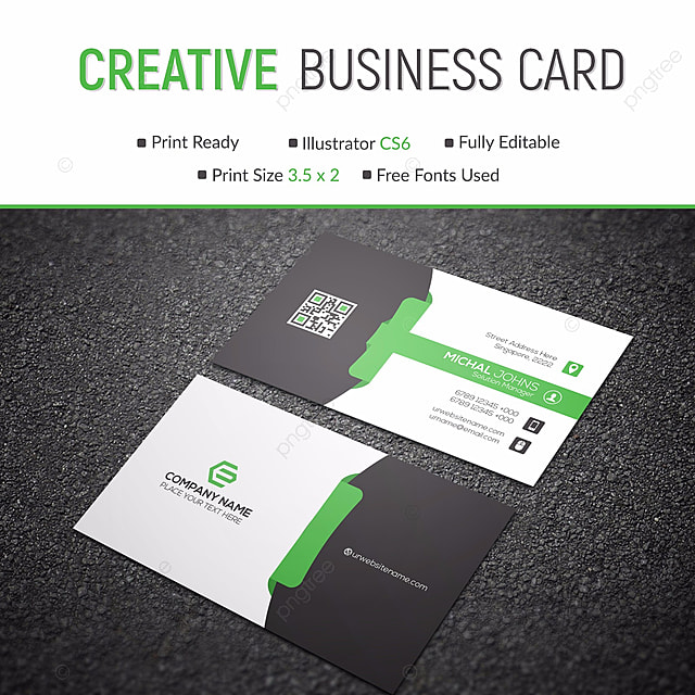 Creative business card design modelo para download gratuito no pngtree creative business card design modelo reheart Gallery