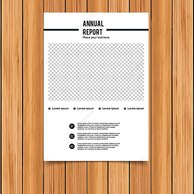 Annual Report Card Template Free Download On Pngtree