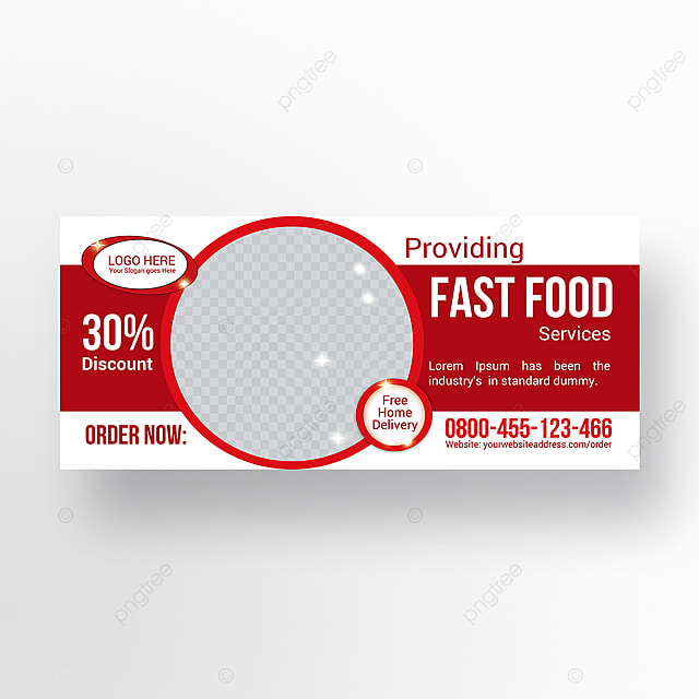 fast food billboard banner Template for Free Download on Pngtree