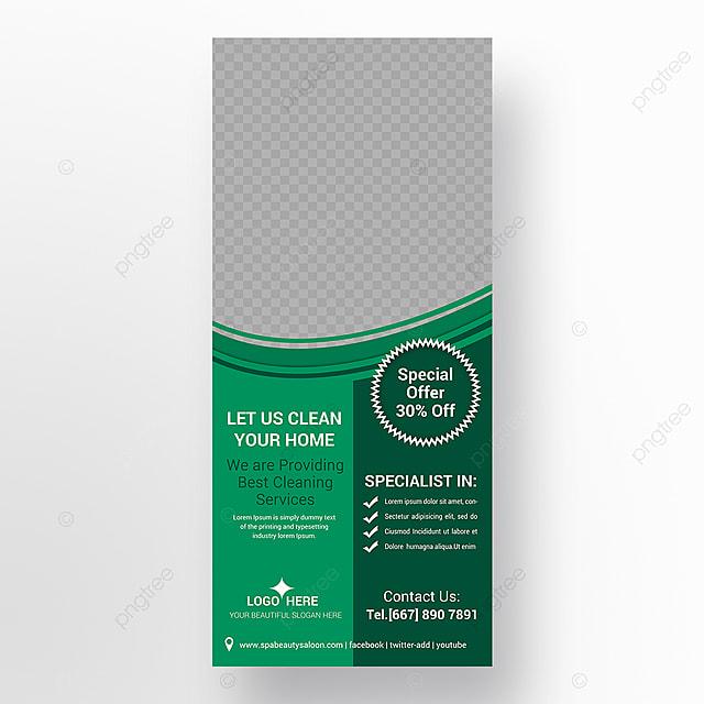 Empresa Rollup Banner Descarga Gratuita De Plantilla En Pngtree
