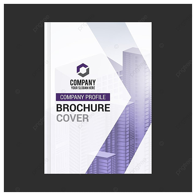 brochure cover template for free download on pngtree