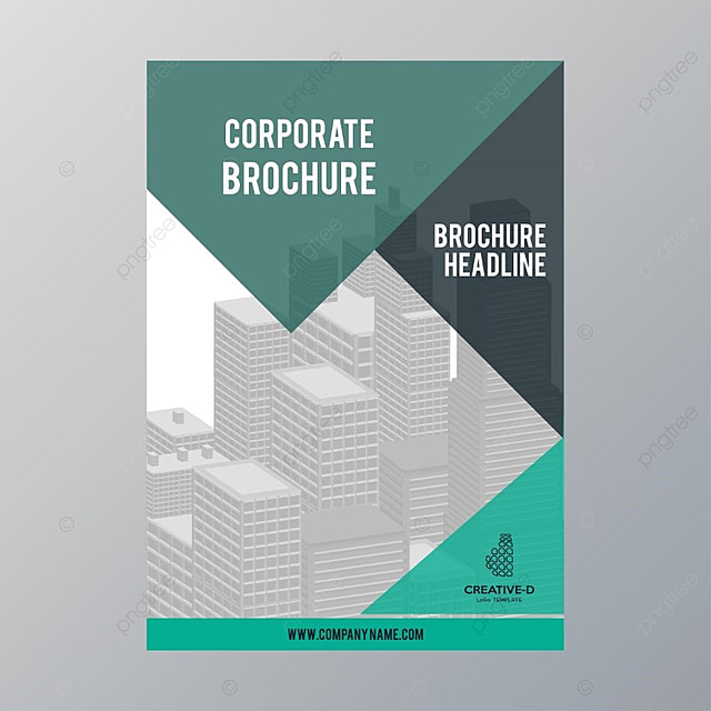 Corporate Brochure Template For Free Download On Pngtree - Brochure free template download