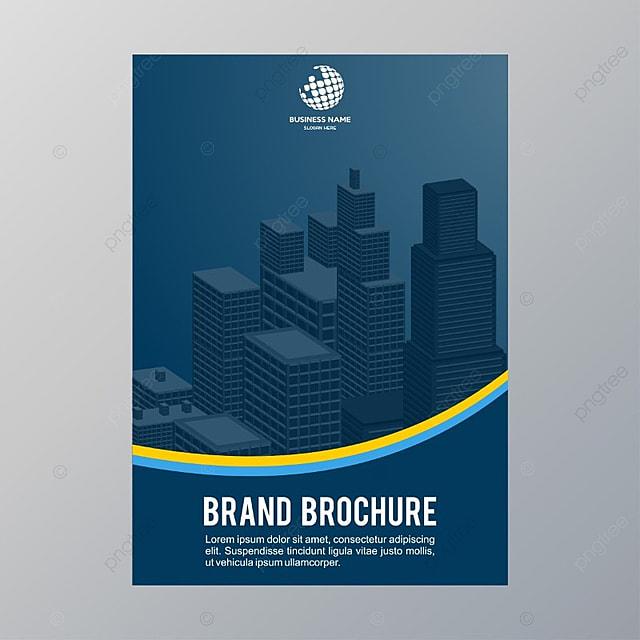 brand brochure template - Settlement Brochure Template