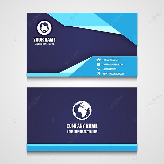 Nette Visitenkarte Design Für Ihre Geschäfte Vorlage Zum