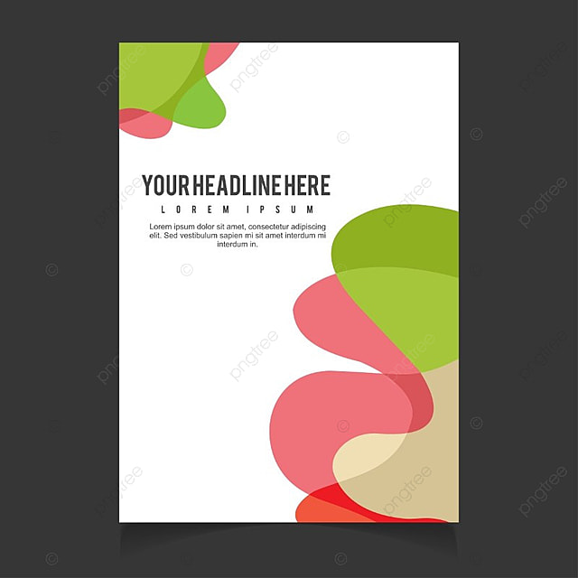 Sample Brochure Template For Free Download On Pngtree