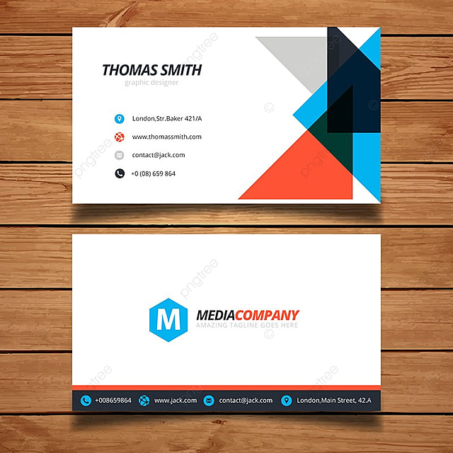 Simple business card template for free download on pngtree simple business card template cheaphphosting Image collections