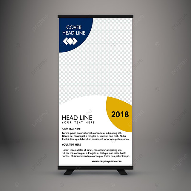 Standee Templates, 215 Design Templates for Free Download