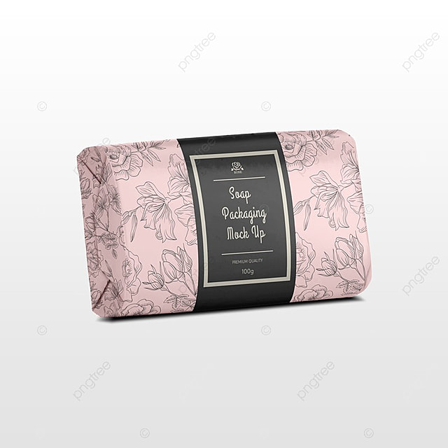 Soap Packaging Psd Mock Up Template For Free Download On Pngtree