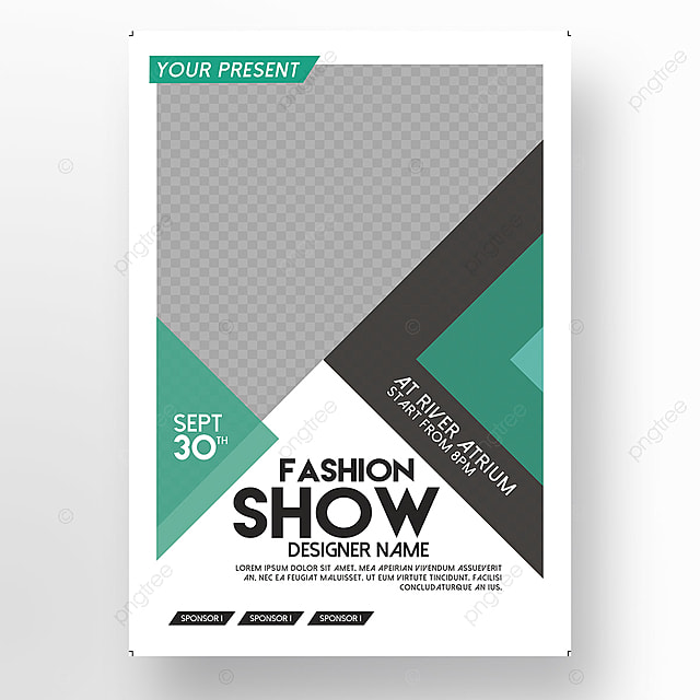 Fashion show party Template for Free Download on Pngtree