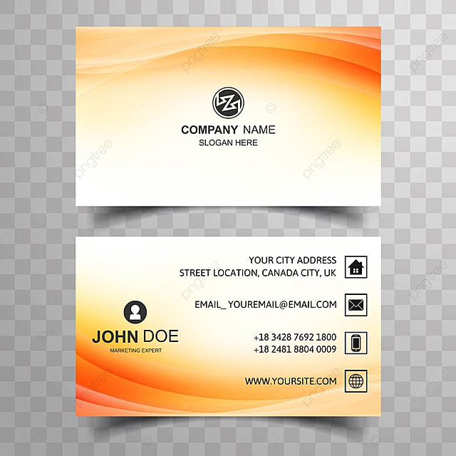 business card template free download uk